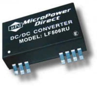 LF513RU | DC/DC | Ein: 18-75 V DC | Aus: 12 V DC | MicroPower Direct