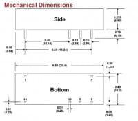 G113EI | DC/DC | Ein: 12 V DC | Aus: 12 V DC | MicroPower Direct