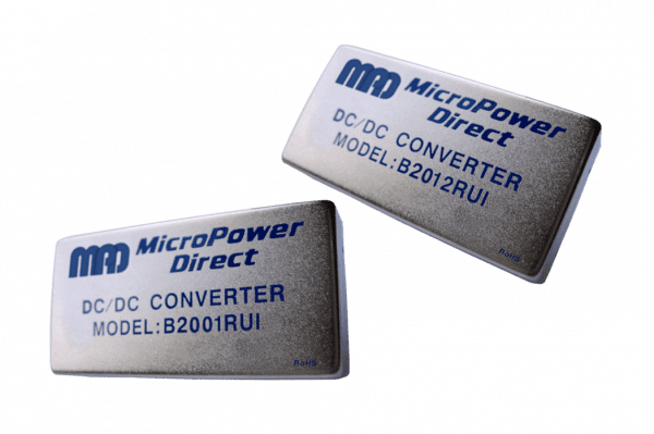 B2003RUI | DC/DC | Ein: 9-36 V DC | Aus: 15 V DC | MicroPower Direct