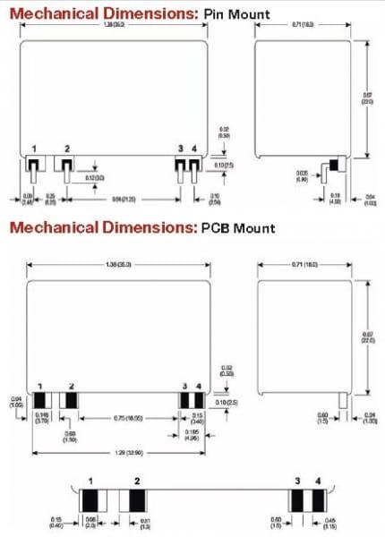 MPSU-03S-12 | AC/DC | Aus: 12 V DC | MicroPower Direct