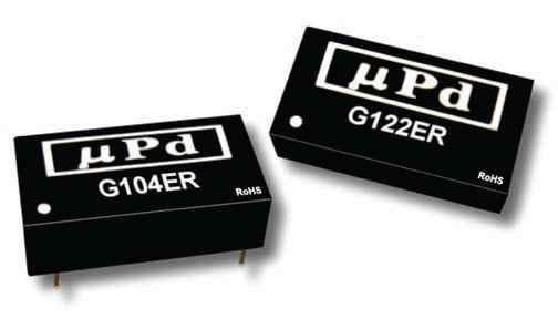 G121ER | DC/DC | Ein: 24 V DC | Aus: 5 V DC | MicroPower Direct