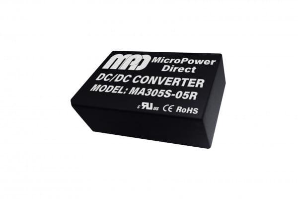 MA324S-15R | DC/DC | Ein: 24 V DC | Aus: 15 V DC | MicroPower Direct