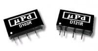 D125R   DC/DC   Ein: 24 V DC   Aus: 15 V DC   MicroPower Direct