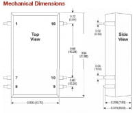 LDF24E-25-700   DC/DC   Ein: 5,5-48 V DC   Aus: Konstantstrom V DC   MicroPower Direct