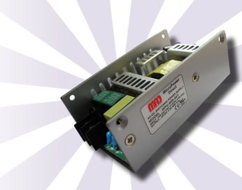 MPU-60S-24T(C) | AC/DC | Aus: 24 V DC | MicroPower Direct
