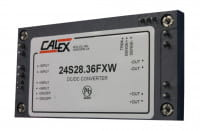 24S48.21FXW | DC/DC | Ein: 9-36 V DC | Aus: 48 V DC | Calex