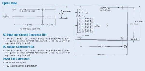 SRW-115-2011 | AC/DC | Aus: 28 V DC|-28 V DC | Integrated Power Designs