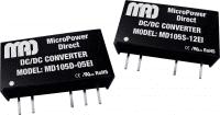 MD124S-05EI | DC/DC | Ein: 24 V DC | Aus: 5 V DC | MicroPower Direct