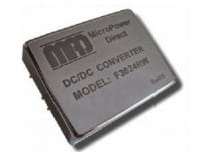 F3024RW | DC/DC | Ein: 36-75 V DC | Aus: 5 V DC | MicroPower Direct