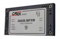 24S28.36FXW | DC/DC | Ein: 9-36 V DC | Aus: 28 V DC | Calex