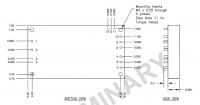 48S28.14FBW | DC/DC | Ein: 18-75 V DC | Aus: 28 V DC | Calex