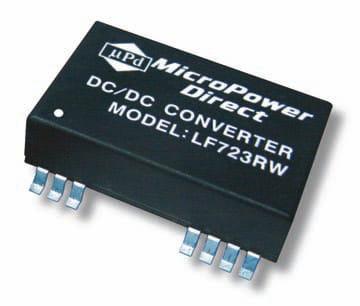 LF723RW | DC/DC | Ein: 36-75 V DC | Aus: 12 V DC | MicroPower Direct