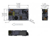 MINT1275A5614K01 | AC/DC|medizinisch | Aus: 56 V DC | Condor (SL Power)