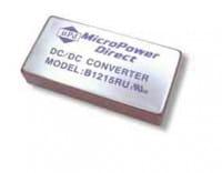 B1213RU | DC/DC | Ein: 18-75 V DC | Aus: 12 V DC | MicroPower Direct