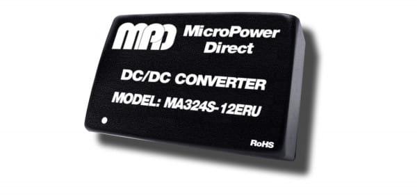 MA324S-03ERU | DC/DC | Ein: 9-36 V DC | Aus: 3,3 V DC | MicroPower Direct