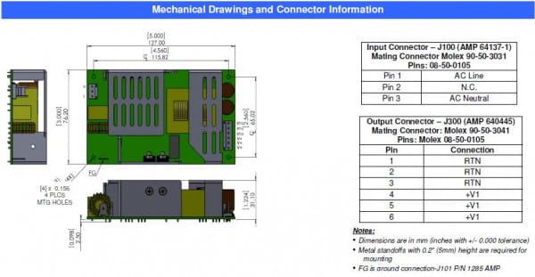CINT1200A3675K01 | AC/DC | Aus: 36 V DC | Condor (SL Power)