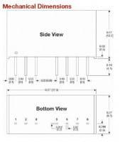 DA123ERW | DC/DC | Ein: 18-36 V DC | Aus: 12 V DC | MicroPower Direct