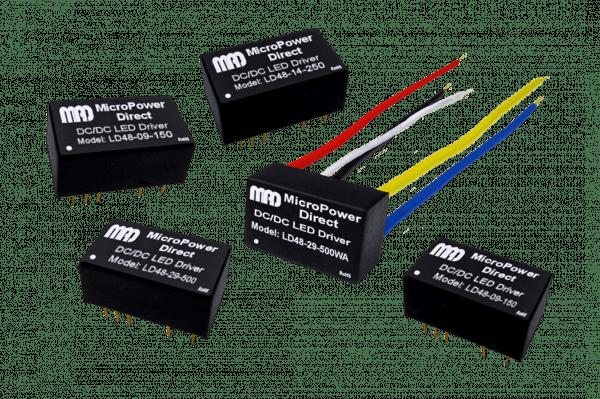 LD48-48-1000 | DC/DC | Ein: 7-60 V DC | Aus: Konstantstrom V DC | MicroPower Direct