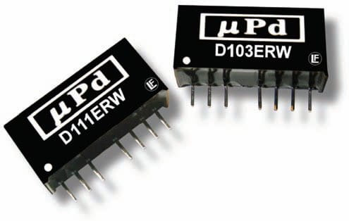 D132ERW | DC/DC | Ein: 36-72 V DC | Aus: 5 V DC | MicroPower Direct
