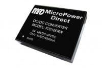 F2001ERW   DC/DC   Ein: 9-18 V DC   Aus: 3,3 V DC   MicroPower Direct