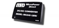 MA324S-24ERU   DC/DC   Ein: 9-36 V DC   Aus: 24 V DC   MicroPower Direct