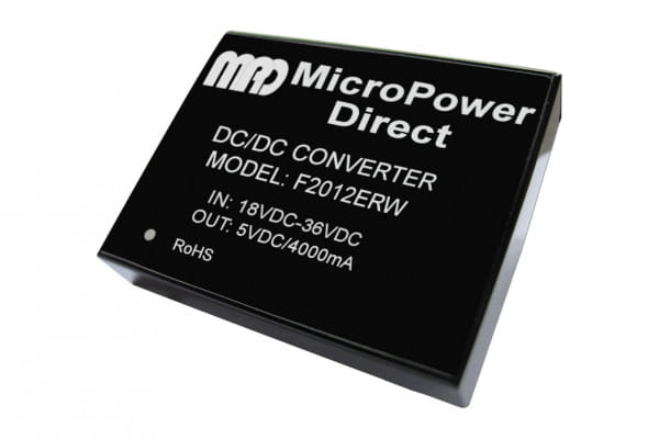F2022ERW | DC/DC | Ein: 36-75 V DC | Aus: 5 V DC | MicroPower Direct